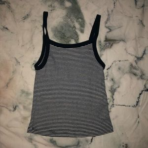Brandy Melville Stripped Tank Top